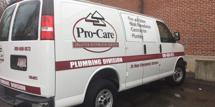 Plumbing and Heating - Pro-Care Van
